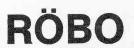 RöBO Logo