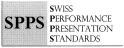 SPPS SWISS PERFORMANCE PRESENTATION STANDARDS Logo