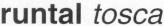 runtal tosca Logo