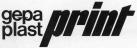 gepa plast print Logo