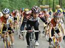 Sporthilfe Kalenderbild mit dem Olympiadritten Fabian Cancellara