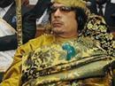 Fördert ständigen Sitz für Afrika: Muammar Gaddafi.