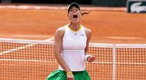 Andrea Petkovic stösst ins Halbfinal des French Open vor.