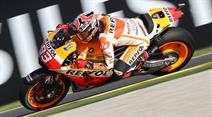 Marc Marquez jagt den nächsten MotoGP-Sieg.
