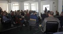 Reges Interesse an Rechtsfragen am Workshop von Tierrechtstheorie Berlin.