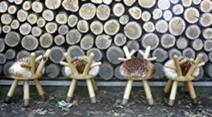 Bambi-Stühle