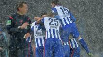 Hertha BSC - TSG Hoffenheim 1-0 (Endstand).