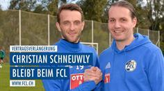 Christian Schneuwly bleibt dem FC Luzern treu.