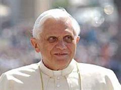 Papst Benedikt XVI. sang auf dem Album «Alma Mater»