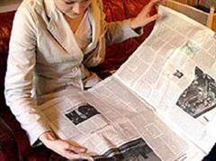 Die Belgier lesen am Morgen im Schnitt 54 Minuten lang Zeitung.