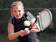 Timea Bacsinszky tritt gegen ihre nächste Gegnerin am Montag am frühen Nachmittag an.