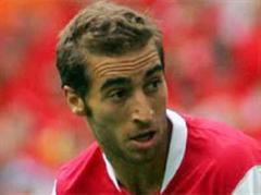 Mathieu Flamini erzielte den Treffer zum 1:0, (Archivbild)