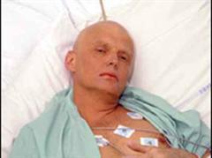 Alexander Litwinenko verstarb am Donnerstagabend.