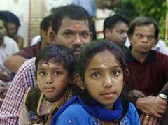Immer mehr zivile Opfer in Sri Lanka. (Archivbild)
