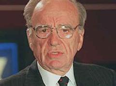 Sperrminorität: Rupert Murdoch.
