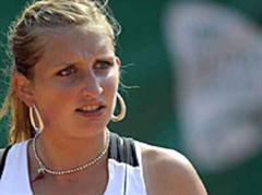 Timea Bacsinszky trifft nun auf die Ukrainerin Alona Bondarenko.