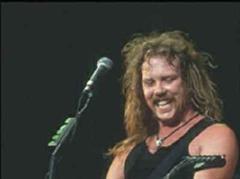 Metallica lockt mit exklusivem Fotomaterial.