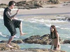 Tanzt Joel Madden nach Nicoles Pfeife? (Archivbild)