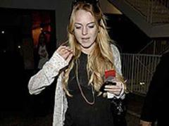 Lindsay Lohan möchte Michael Phelps unbedingt treffen.