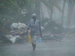 Mit dem Sturm «Ike» drohen Haiti weitere Unwetter.