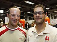 Flavio Marazzi und Enrico De Maria wollen Rang 1 in der Weltrangliste.
