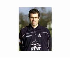 Waldhof-Trainer Andy Egli.