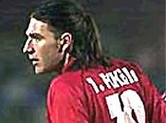 Marc Zellweger im Trikot des 1. FC Köln.