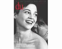 Das Cover der September 2002 Ausgabe des Magazins du.