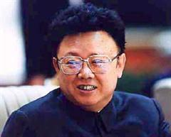 Kim Jong Il, Generalsekretär Nordkoreas.
