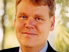 Ericsson Vize-Präsident: Bert Nordberg.