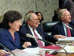 US-Senator Carl Levin kritisiert Bush.