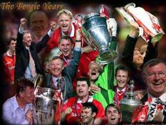 Der Erfolgsmanager Alex Ferguson bleibt ManU erhalten.