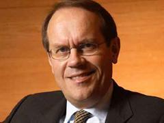 Nokia-Chef Jorma Ollila musste Marktanteile einbüssen.