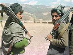 Afghanistan – im Bild Talibankämpfer – bleibt eine sicherheitspolitisch brisante Region.