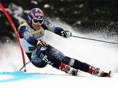 Betrunken Ski zu fahren, das ist laut Bode Miller zu hart.