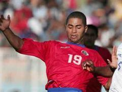 Alvaro Saborio traf erneut für Costa Rica. (Archivbild)
