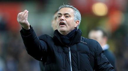 Chelsea-Coach José Mourinho.