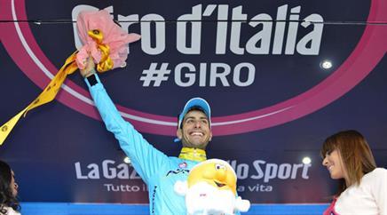 Drei Zeitfahren gehen beim Giro d'Italia 2016 über die Bühne.