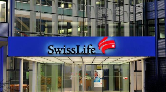 Fitnesskur macht Swiss Life stärker.