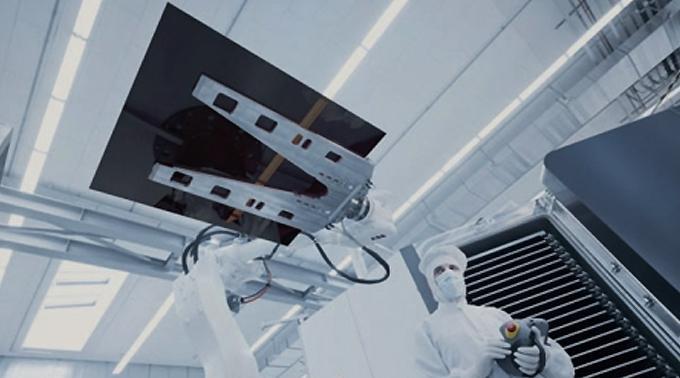 Forscher von Oerlikon Solar haben eine Solar-Modulen mit höherem Wirkungsgrad entwickelt.