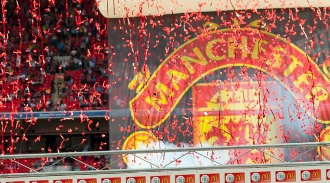 Manchester United. (Symbolbild)