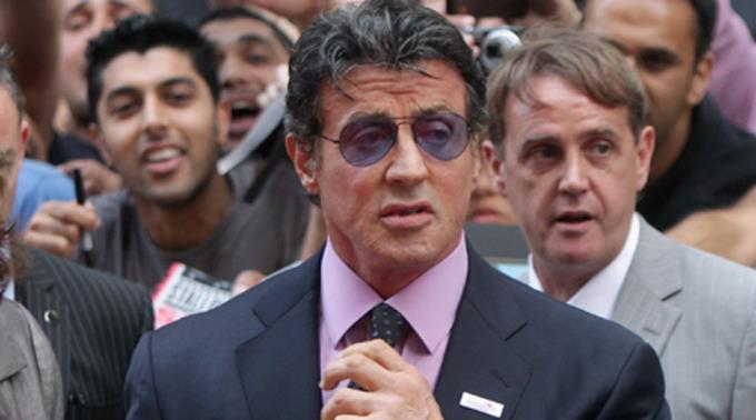 Sylvester Stallone trauert um seinen Sohn.