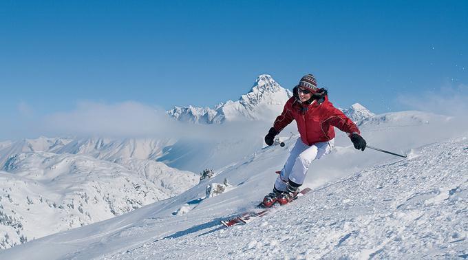 Das Skigebiet Entre-les-Fourgs sei familienfreundlich. (Symbolbild)