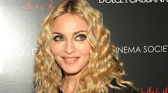 Madonna: Pop-Star und Regisseurin.