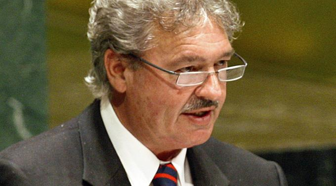 Luxemburgs Aussenminister Jean Asselborn.