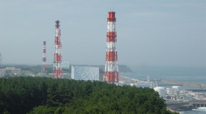 Das Kernkraftwerk Fukushima I.