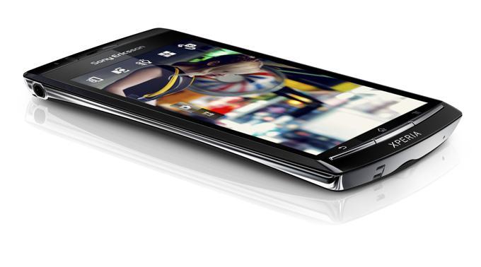 Sony Ericsson Xperia arc.