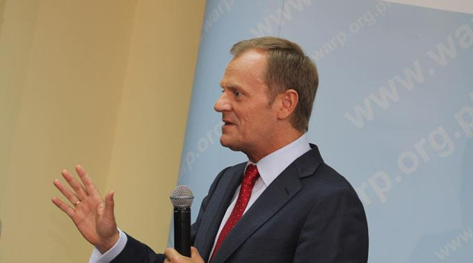 Der polnische Ministerpräsident Donald Tusk. (Archivbild)