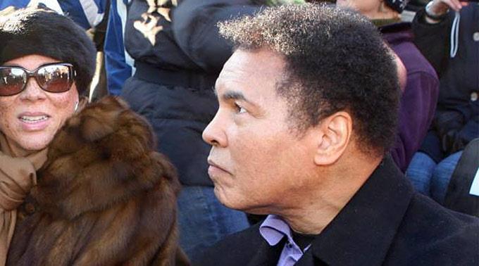 Muhammad Ali (Archivbild)