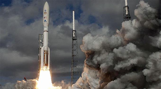 Curiosity: Auf dem Weg zum Mars.